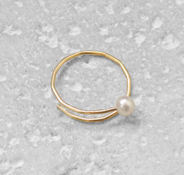 "Elise Tsikis: ""ENIA"" - BAGUE / RING 
