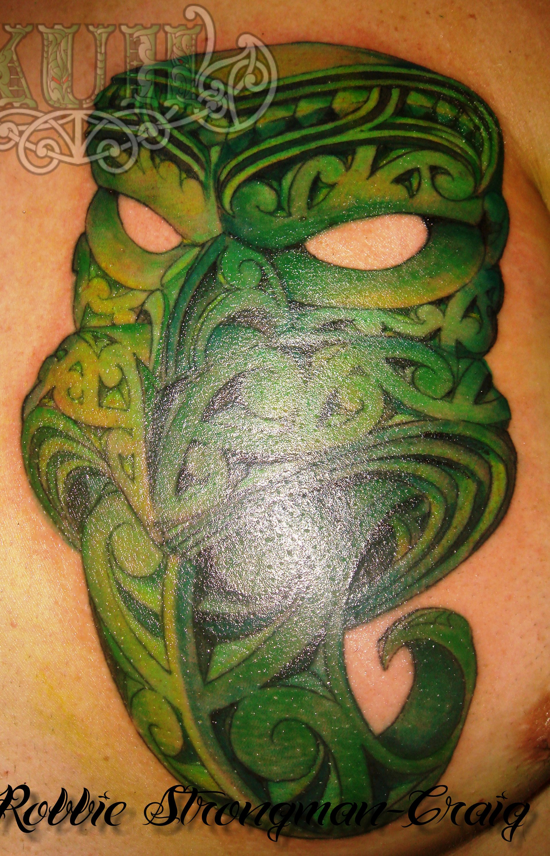 Kuh Ink Ta Moko And Tattoo Auckland