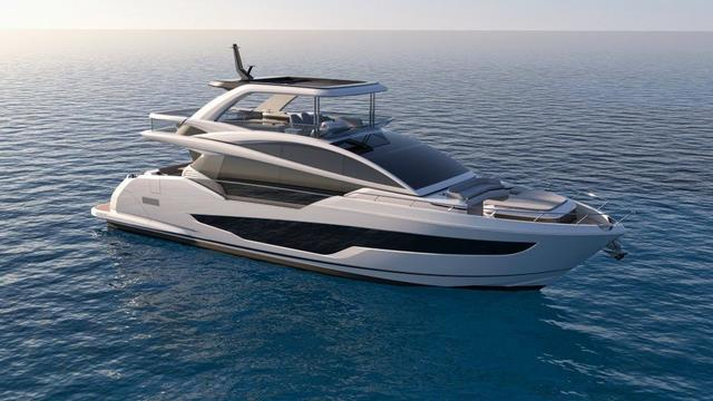 THE NEW PEARL 72 DESIGN HAS BEEN REVEALED, PROMISING A HOST OF FEATURES NEW TO THE SIZE-CLASS