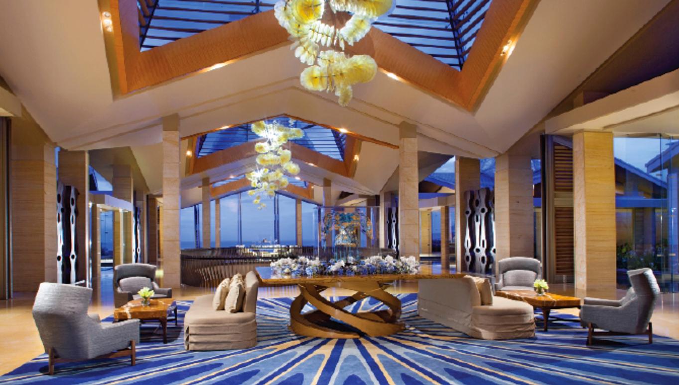 he Mulia Bali alder Interior Design onsultant Jakarta Indonesia - ^