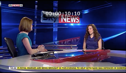Sky Sunrise Sky News And Sky News Sunrise