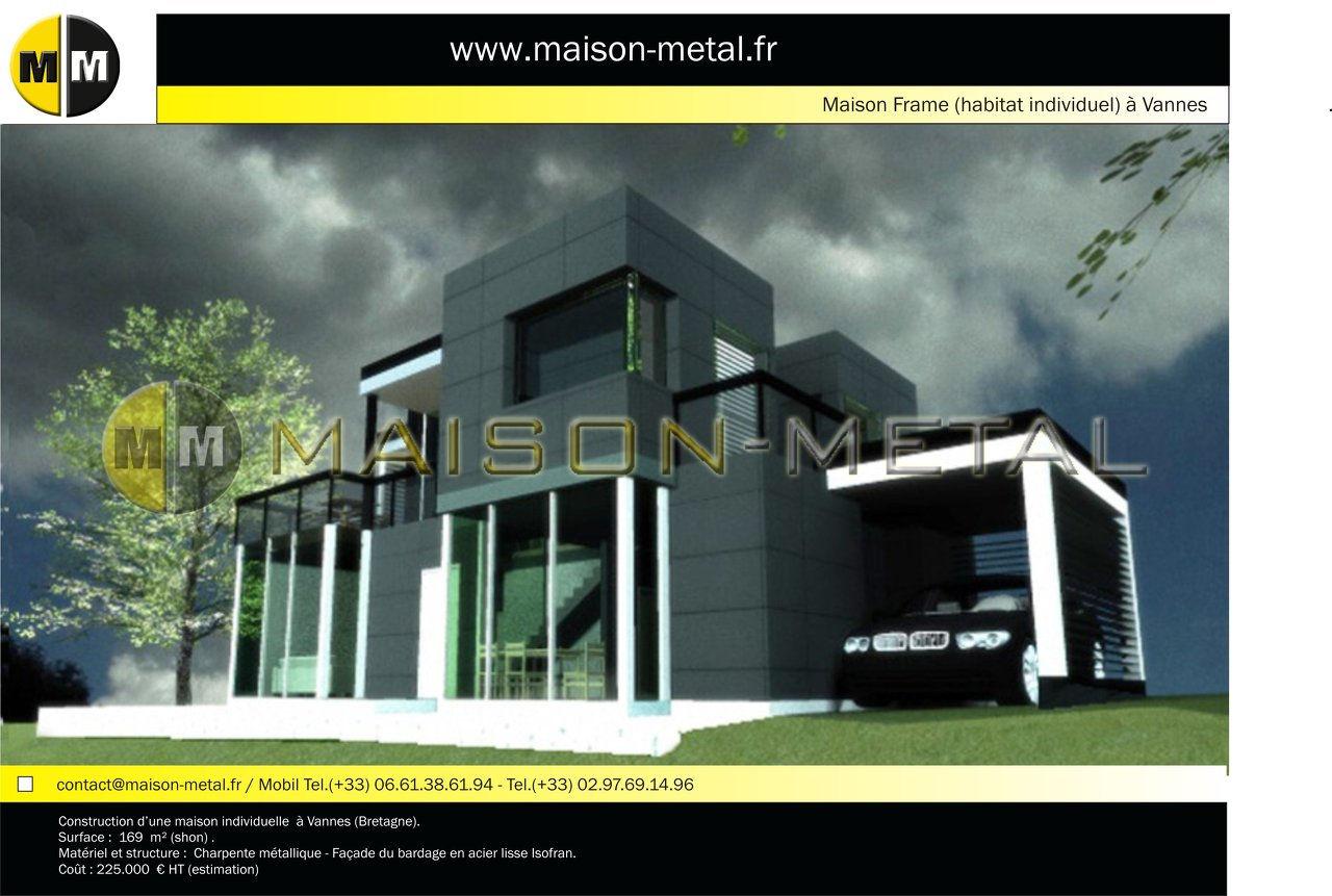 maison metal le premier bureau d etude maison 224 structure metallique maison lego wix