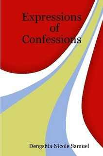 Expressions of Confessions Book