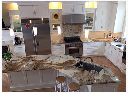 Roma Imperial Kitchen Countertops