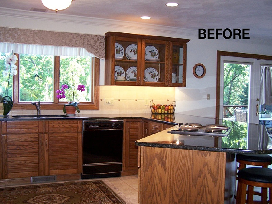 Cabinet Refacing, Springfield,IL