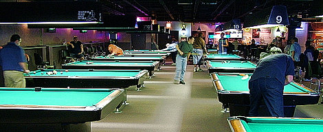 Red Shoes Billiards