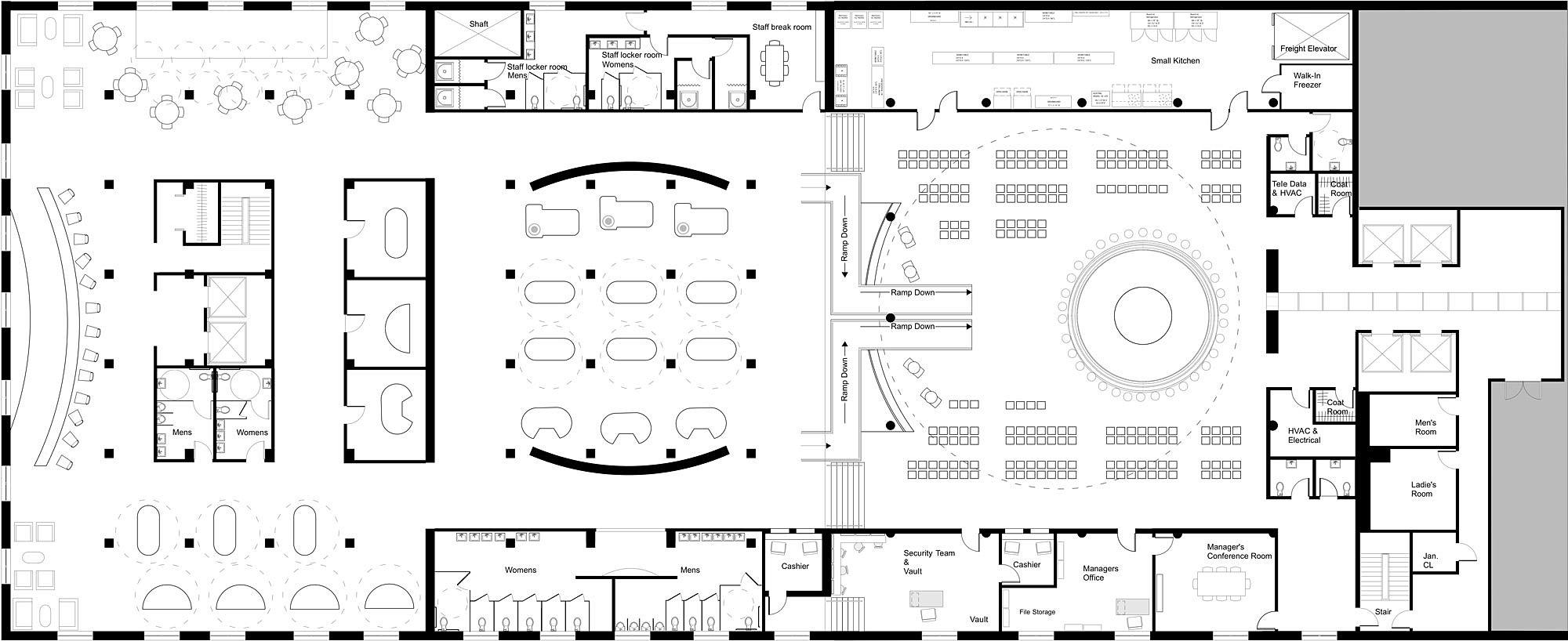 Liliansticco Casino Floor Plan