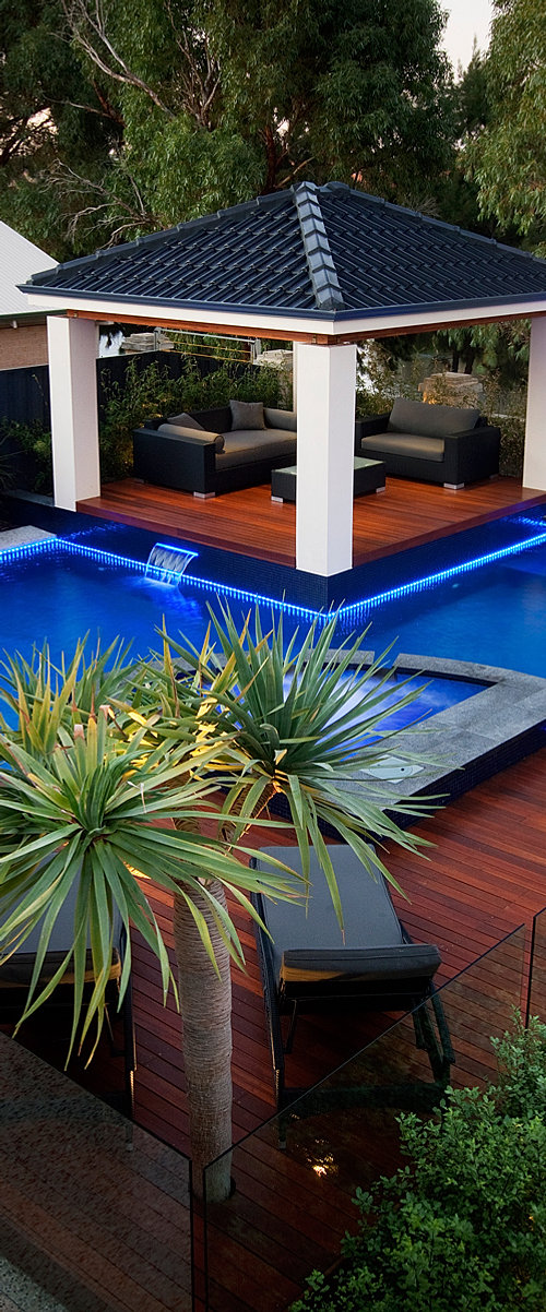 Design Plan Pool Landscape Design Perth Details