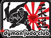 Dyman Judo Club Logo