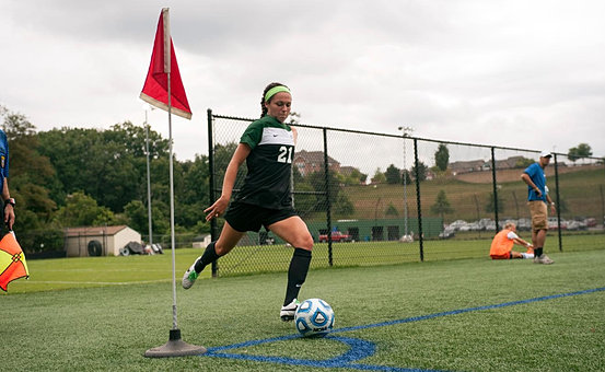 Women's Soccer starts September 1