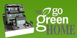 Go green at home project