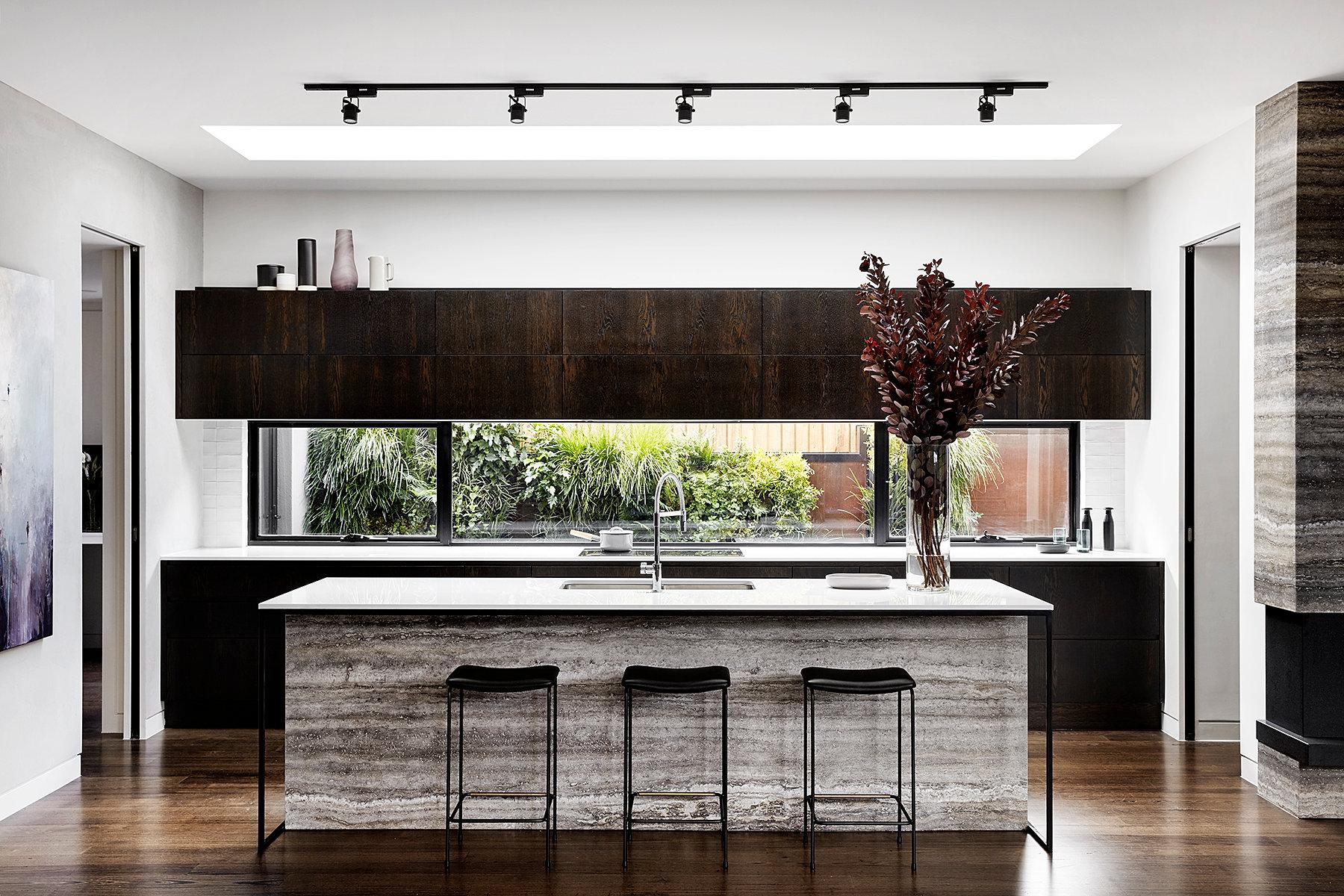 Contemporary Kitchens Melbourne Contemporary Kitchens Designer Kitchen Toorak