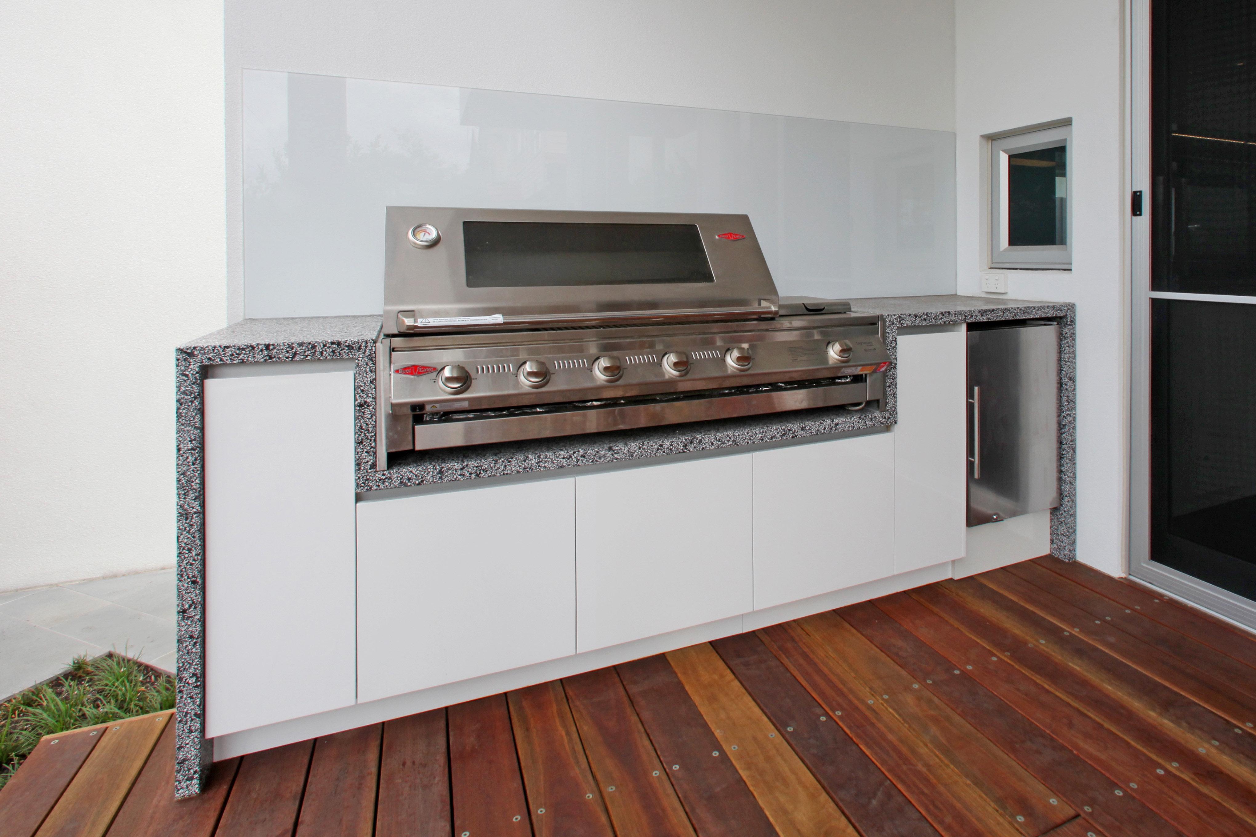 Melbourne Contemporary Kitchens Melbourne Custom Outdoor