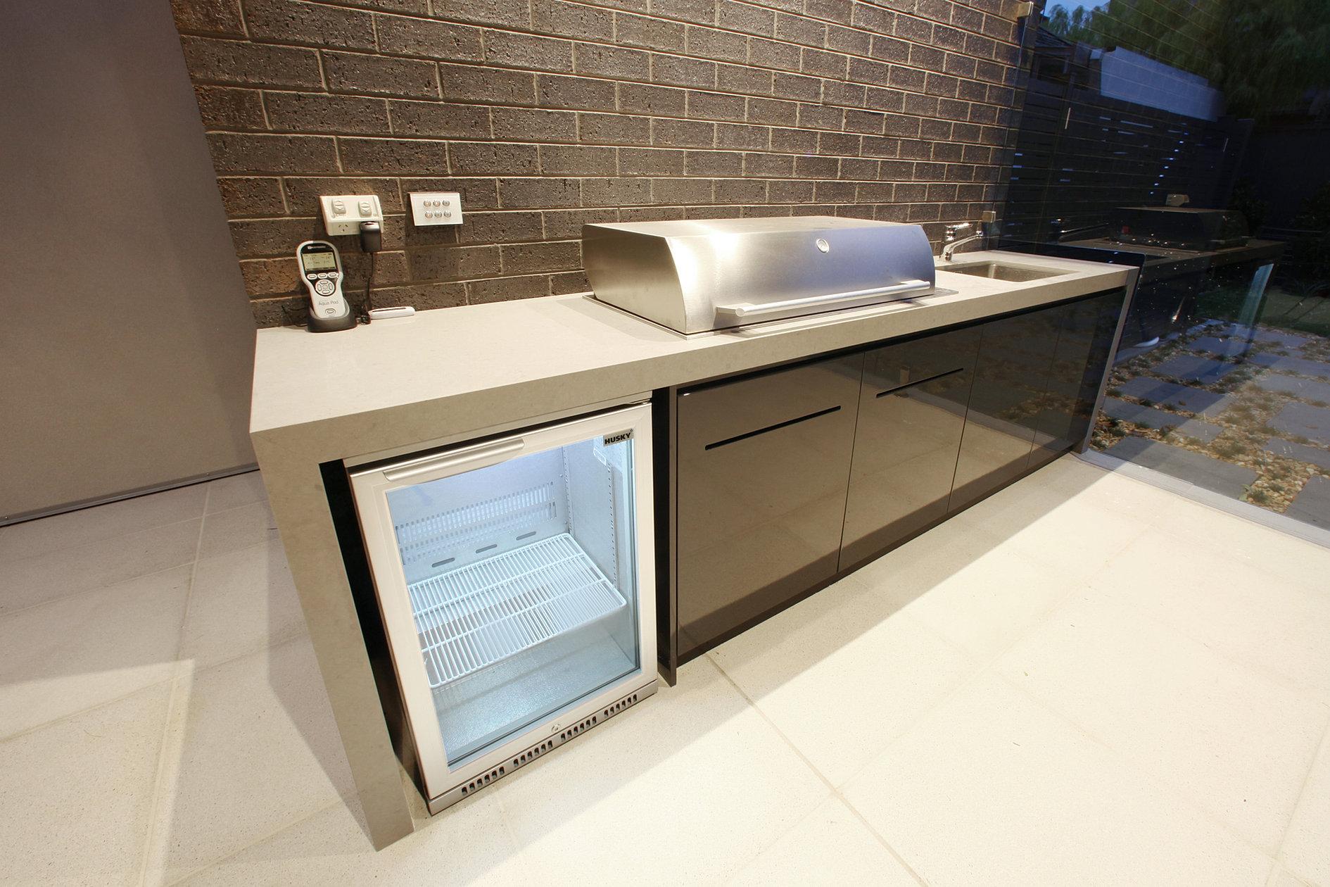 Uncategorized Outdoor Kitchen Designs Melbourne melbourne contemporary kitchens outdoor kitchen melbourne