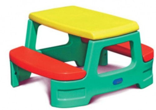 Dcm brinquedos playground - Mesa resina infantil ...