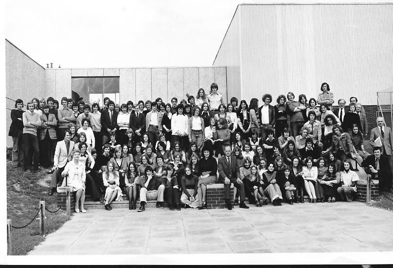 Sudbury Upper Leavers 1976