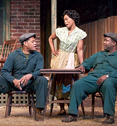 Fences Summary