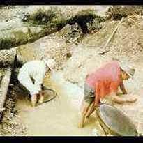 mineros en la actualidad