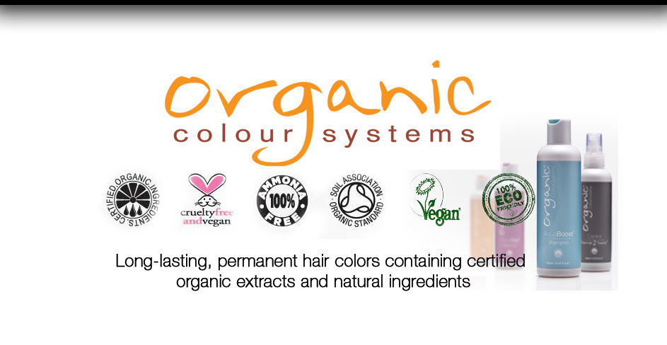 Market Research Organic Hair Color