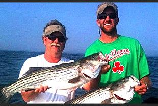 Nantucket fishing for Harkers island fishing report