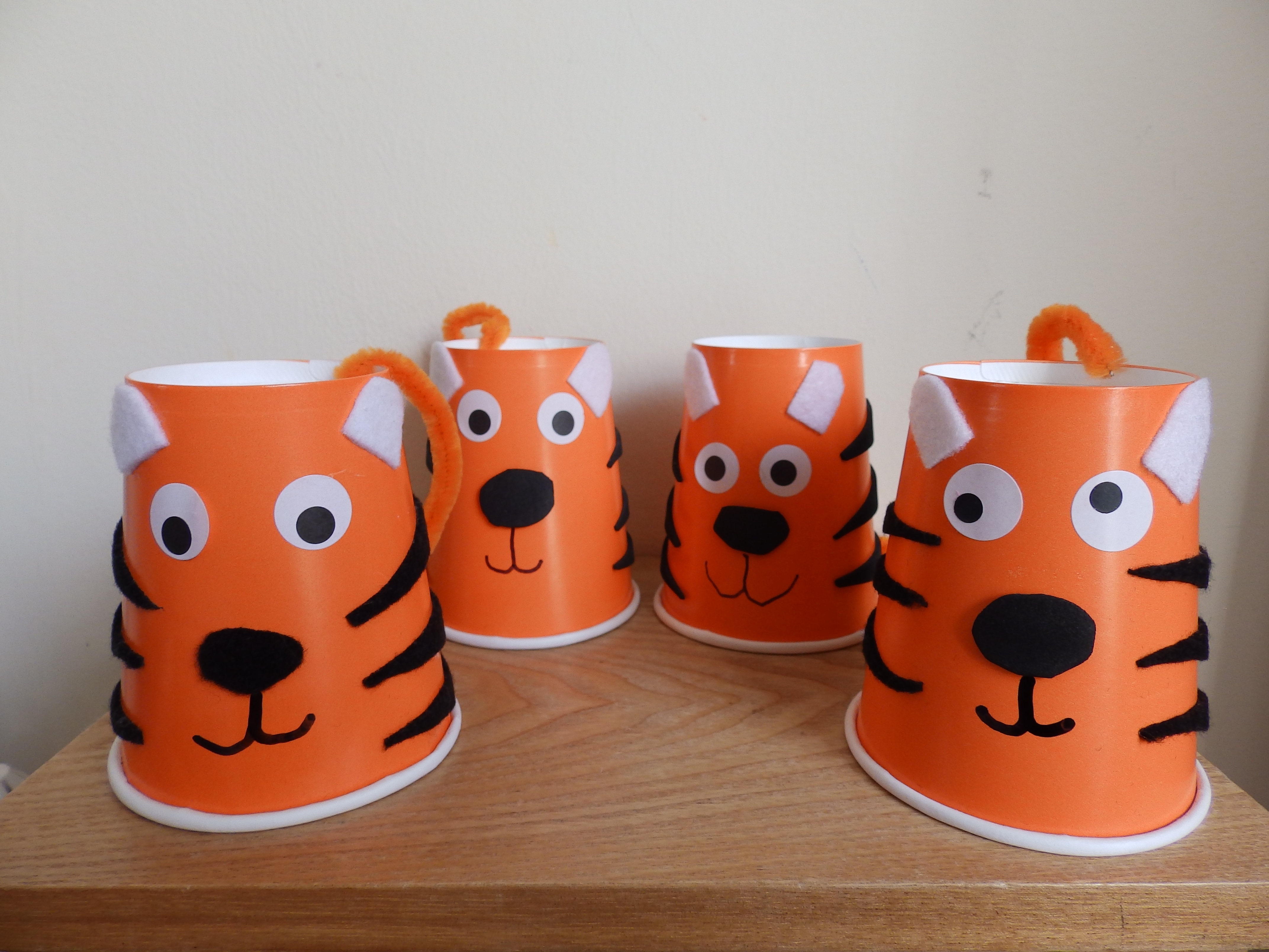 Grr tiger cup craft craftingcherubsblog tiger cup craft craftingcherubsblog jeuxipadfo Image collections