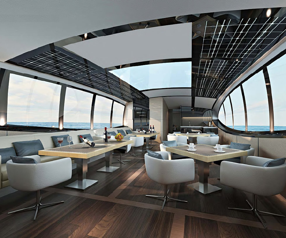 acury yachts luxury 15m limousine yacht interior. Black Bedroom Furniture Sets. Home Design Ideas