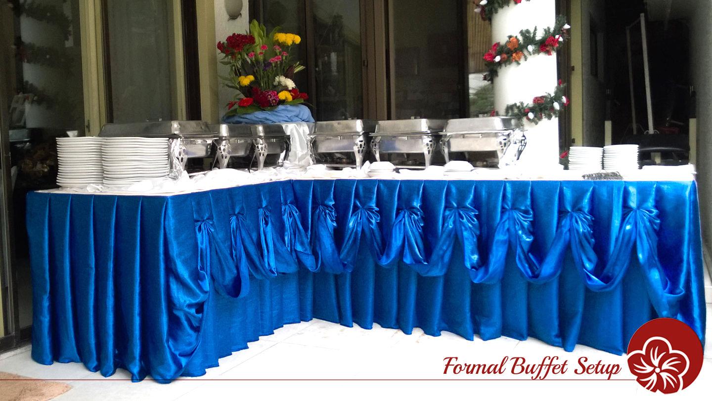 Buffet Setup 3_Glossy Blue