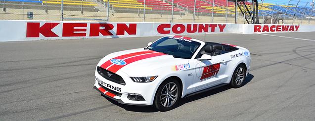 jim burke ford and kern county raceway announce partnership
