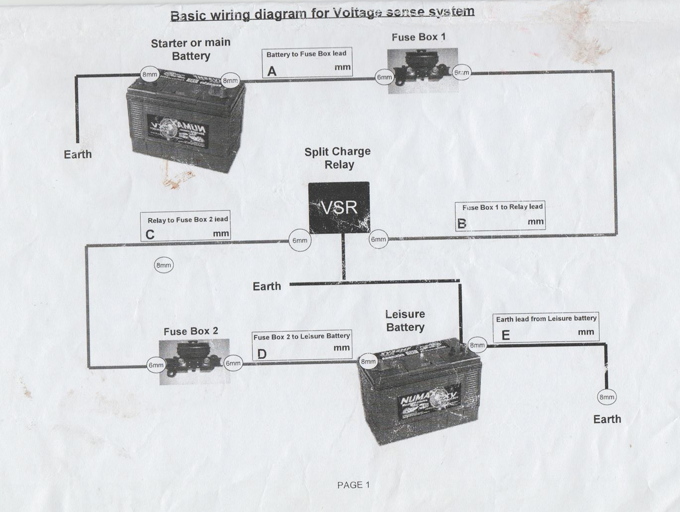 Leisure battery wiring diagram dolgular electrics untilthewheelsfallof asfbconference2016