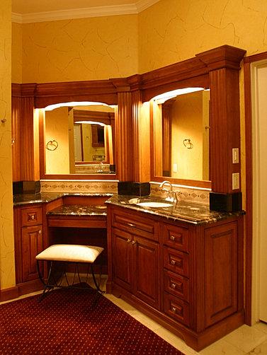 Bathroom Cabinets Dallas, Bath Cabinet Renovations, Custom