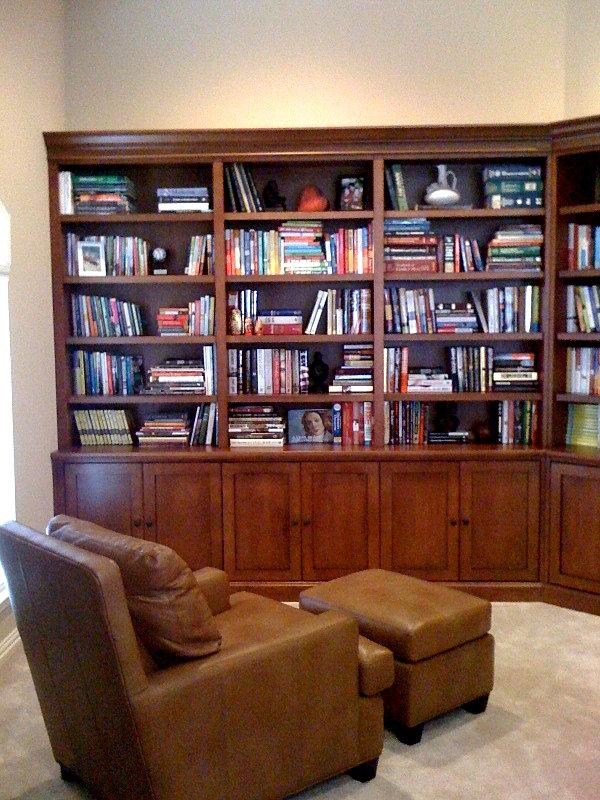 Custom furniture dallas home office furniture cabinets frisco tx custom bookcase grapevine tx - Home office furniture dallas tx ...