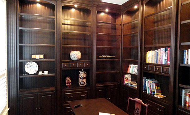Home office furniture dallas tx custom furniture store book shelves - Home office furniture dallas ...