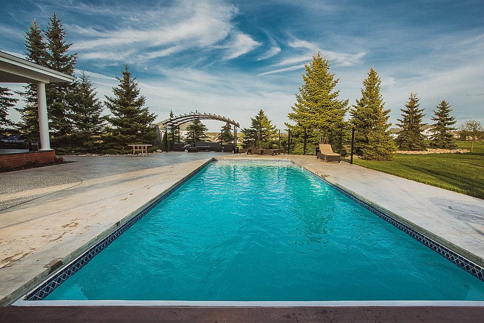 Sunny beach pools swimming pool contractor edmonton - Sunny beach pools ...