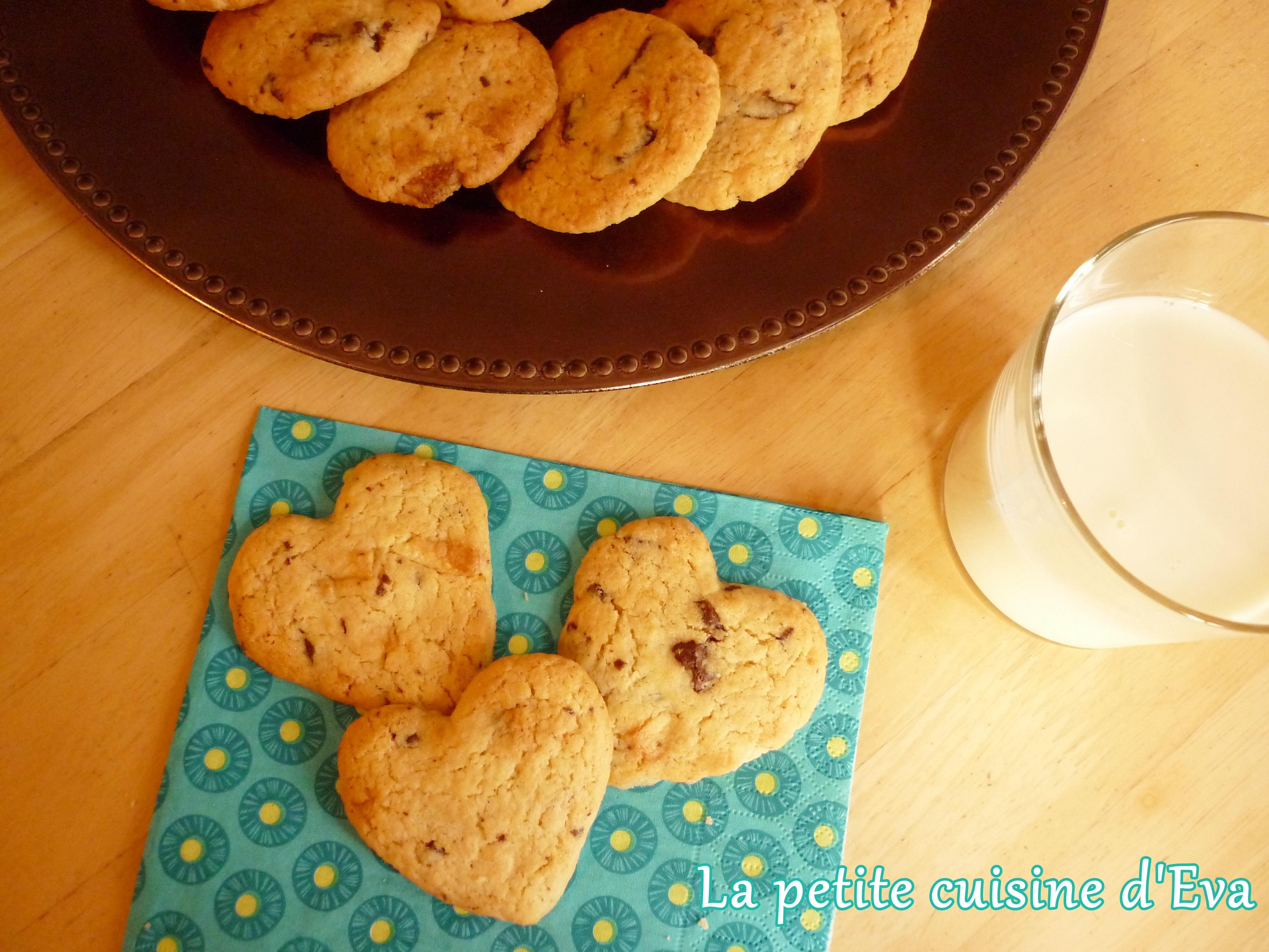 La Recette Des Cookies Aux Pépites De Chocolat Testée Approuvée - Cuisine testée