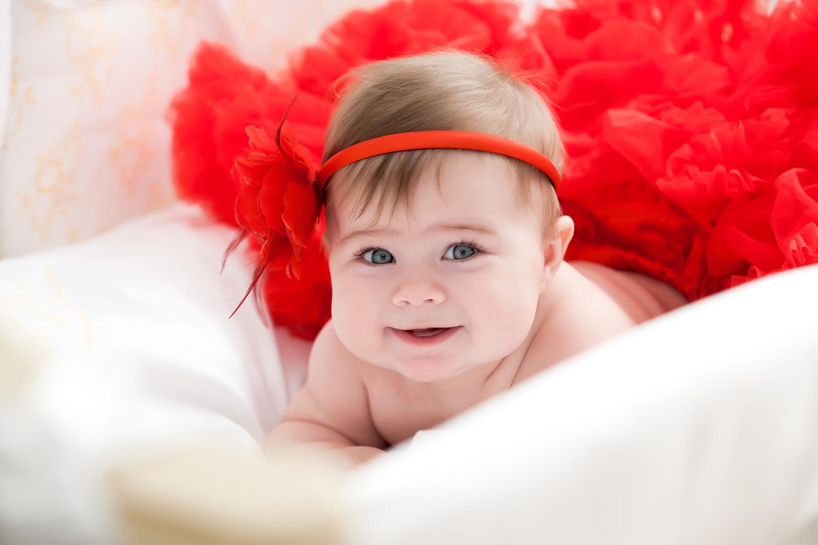 Профессиональные фото детей до одного года