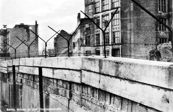Berlin muren