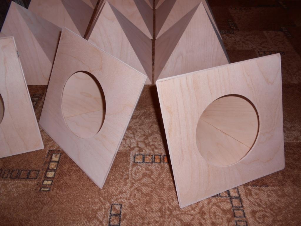 Пирамида перепелкина с