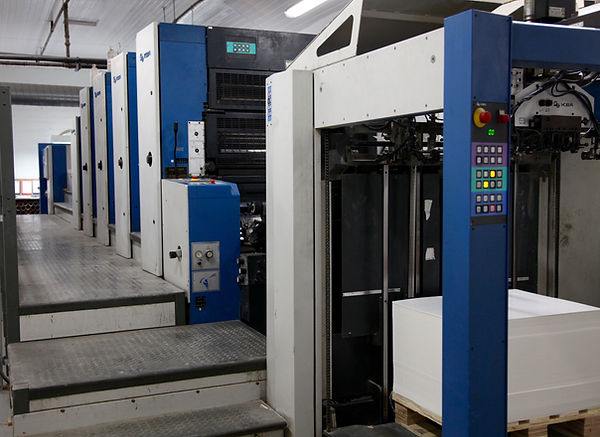 KBA Printer