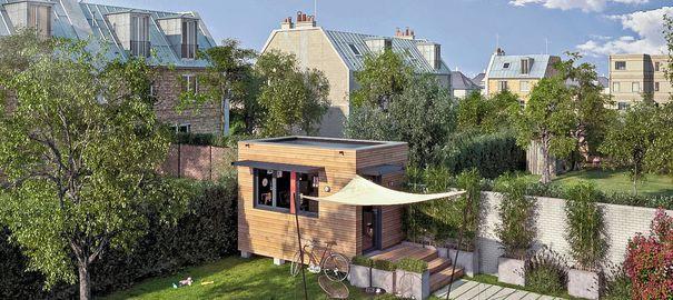 quel prix pour la construction d 39 une extension maison bois red oak construction ossature. Black Bedroom Furniture Sets. Home Design Ideas