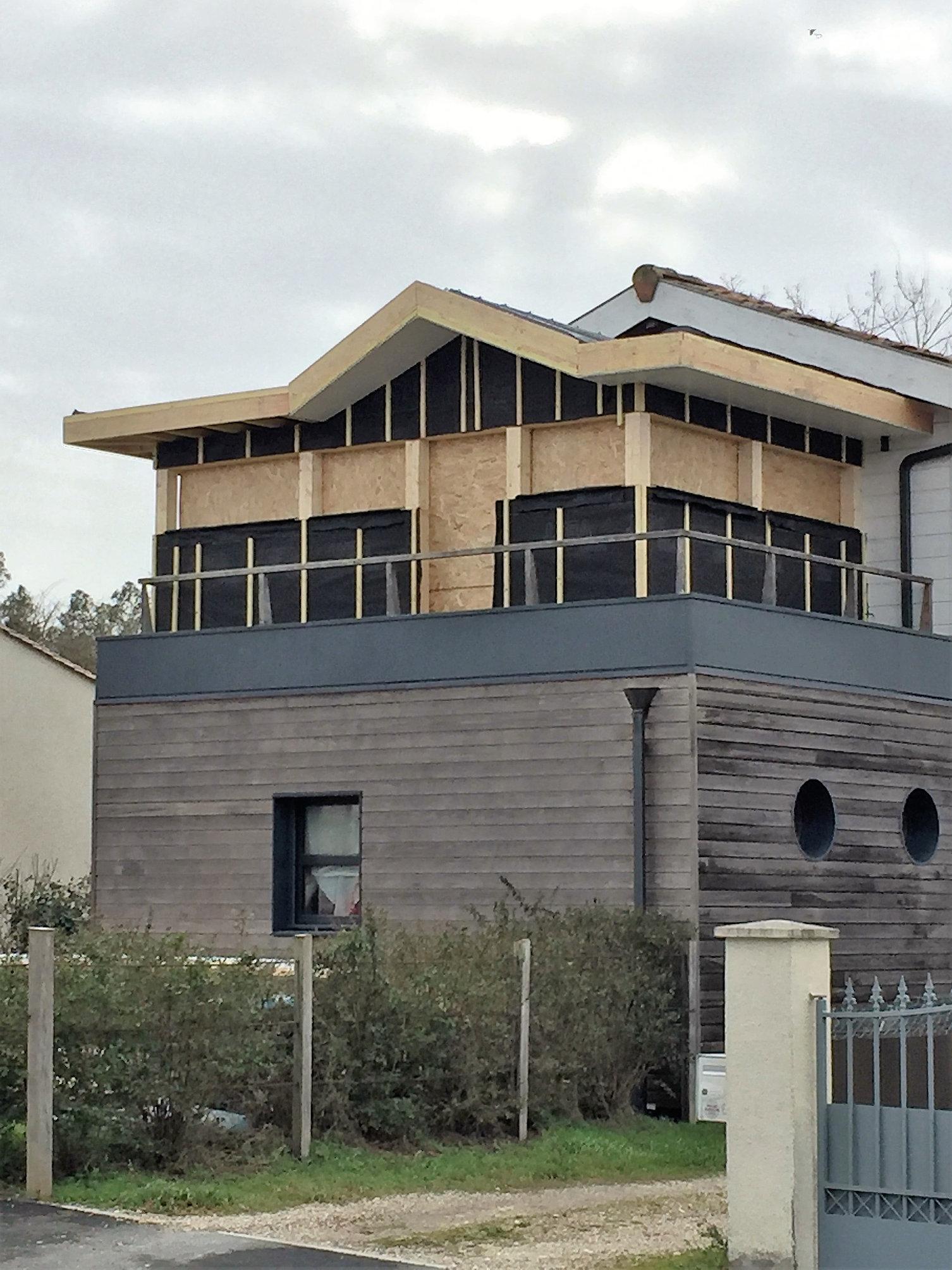 Extension maison en hauteur sejour3 rglable hauteur for Agrandir sa maison en hauteur
