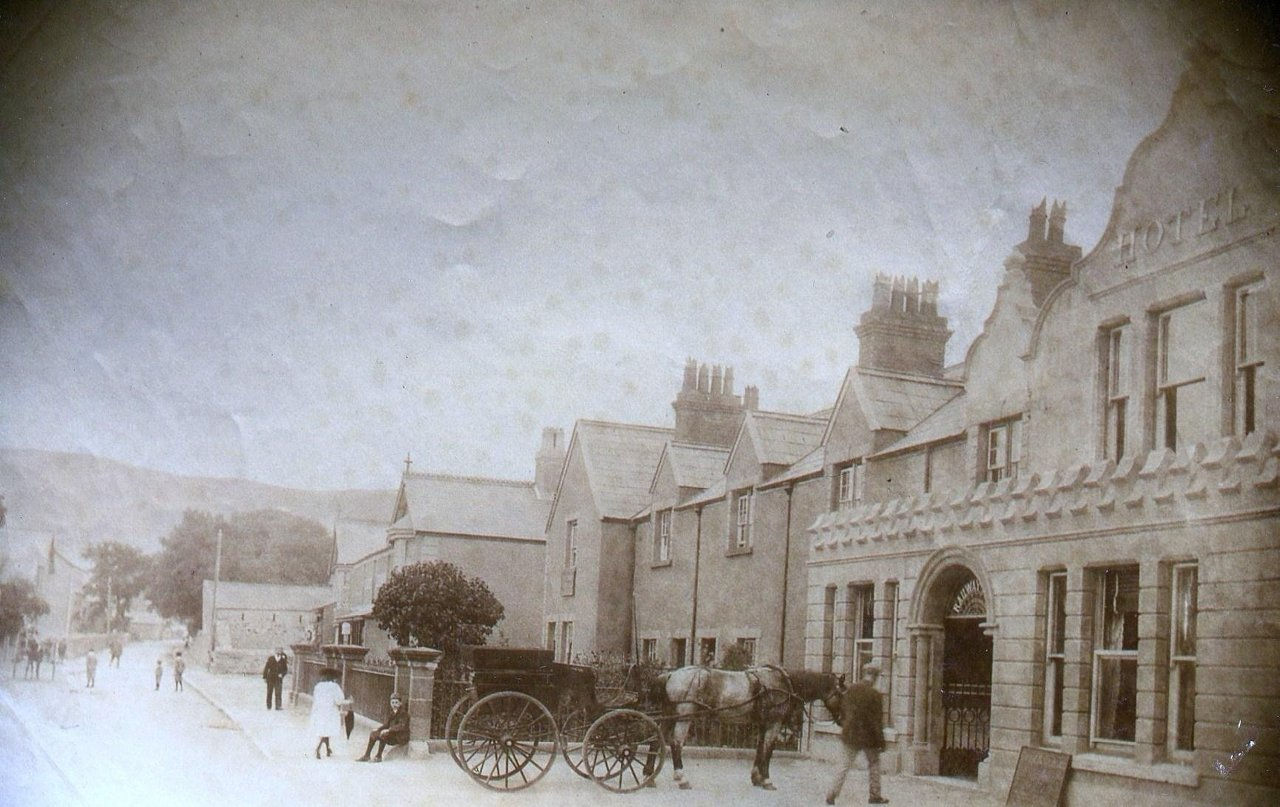 Bottom Of High Street - c1880
