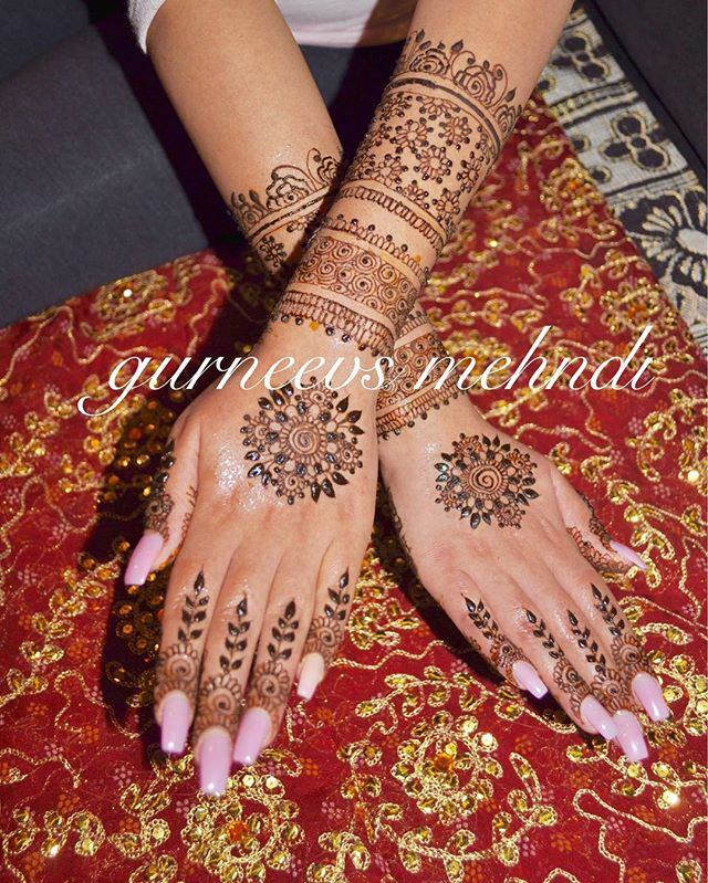 Henna Tattoo Vancouver : Henna artist vancouver makedes