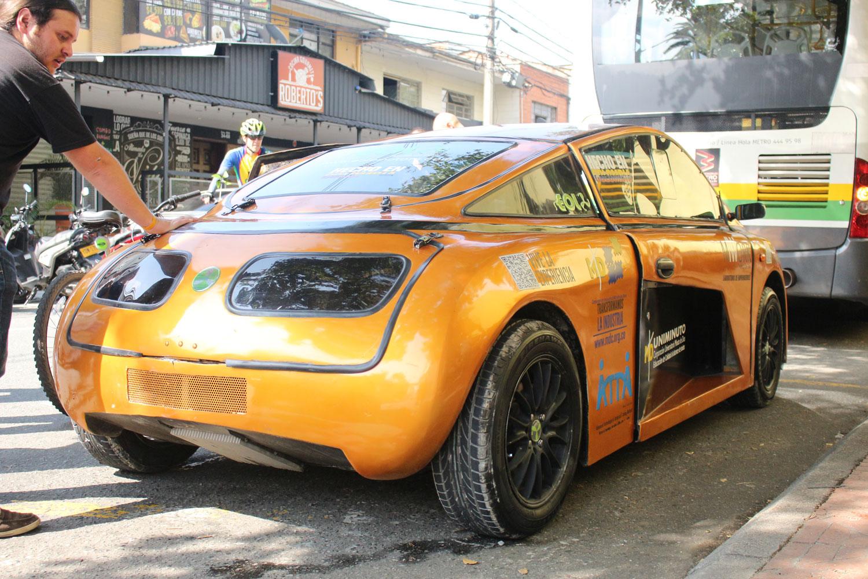 movilidad sostenible, eolo, tecnologia, carro electrico