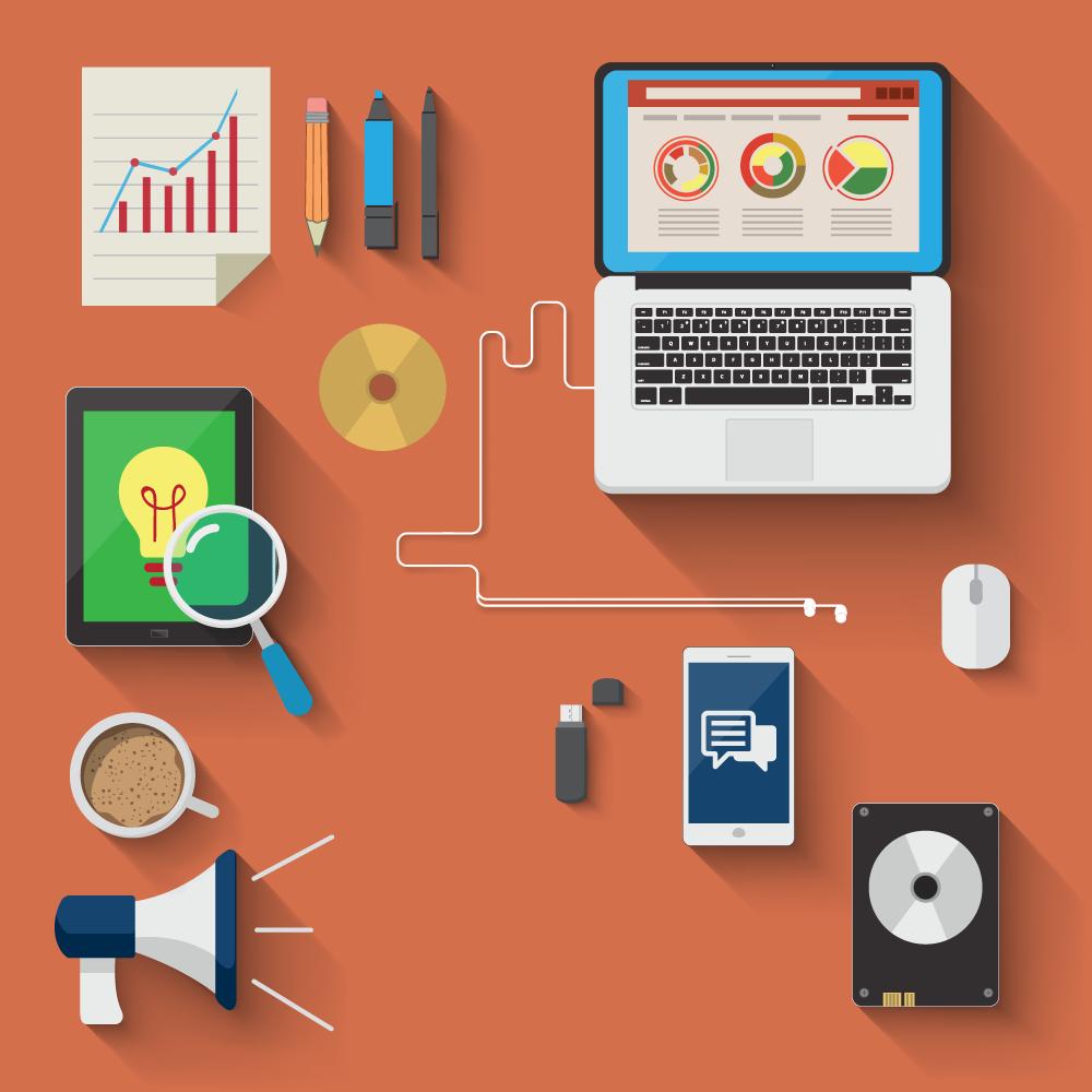 herramientas, estrategias de marketing, online, plataforma online, internet