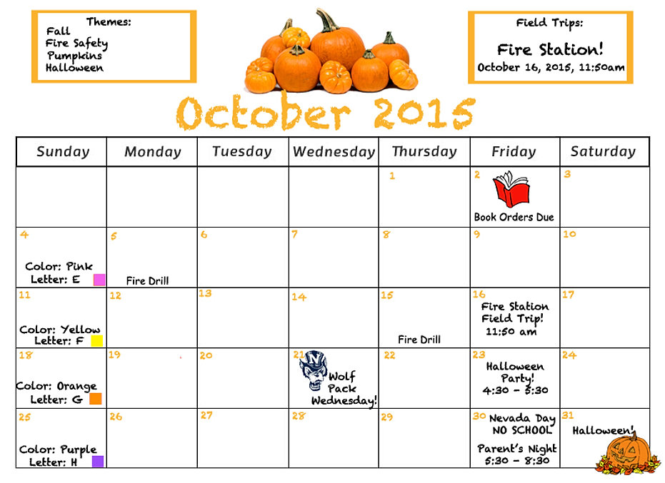 Reno Calendar May : Five hearts preschool south reno calendar