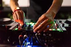 Mixagem de música