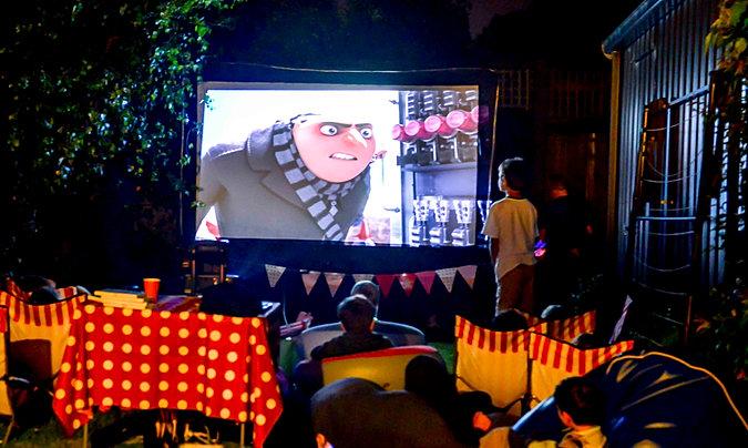Backyard Movie Night Ideas how to host a backyard movie night Childrens Party Ideas Rent Us Childrens Party Ideas Rent Us Backyard Movie Nights