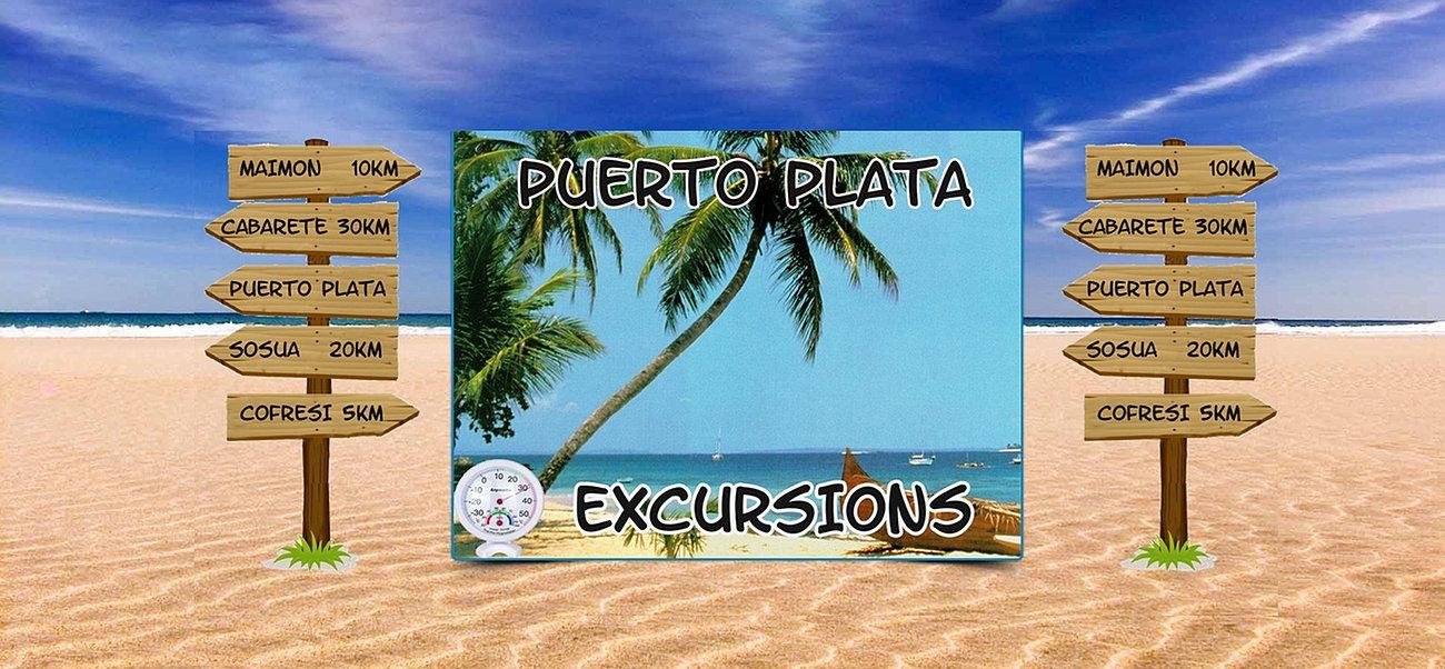 puerto plata excursions