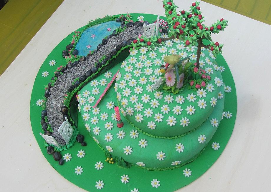 Cake Design Prato : cake design torta trilli