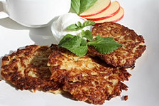Potato Pancakes  $4.60